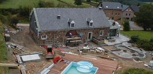 Aqua-Confort Lince SPRL - Theux - Rénovation de piscine